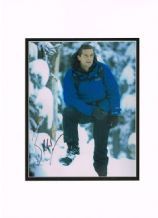 Bear Grylls Autograph Signed Photo